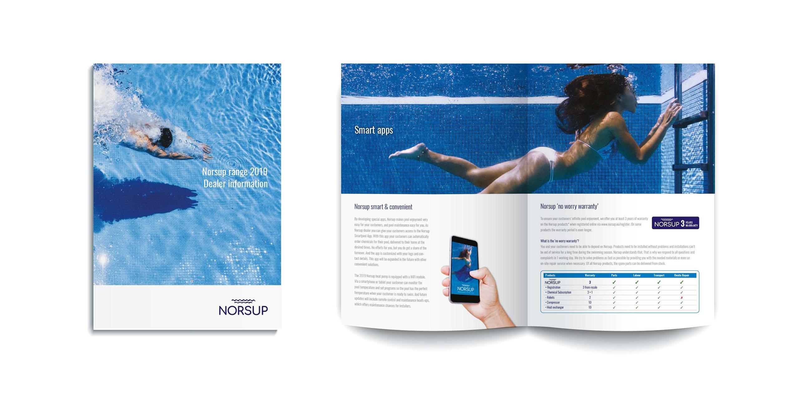Norsup brochure